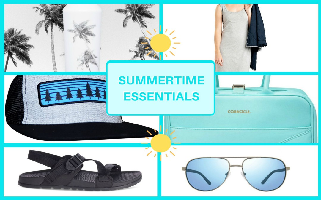 Summertime Essentials: Practical Meets FUN!