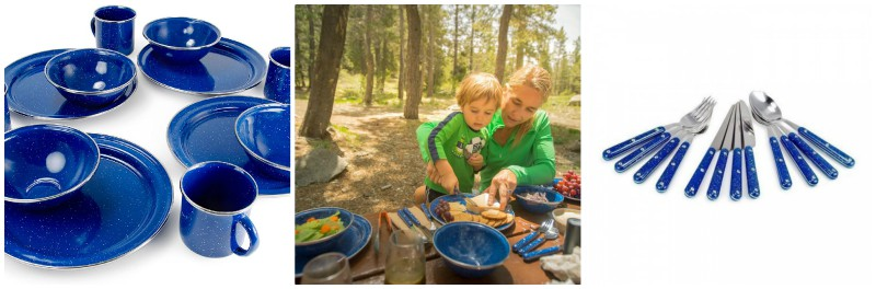 GSI OUTDOORS enamel tableware review, camping supplies & outdoorsy gear, best new gear for summer, summertime camping gear