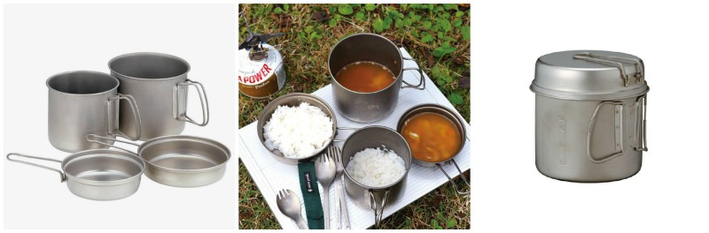 Best Gear for Summer Camping: Snow Peak Cook Set
