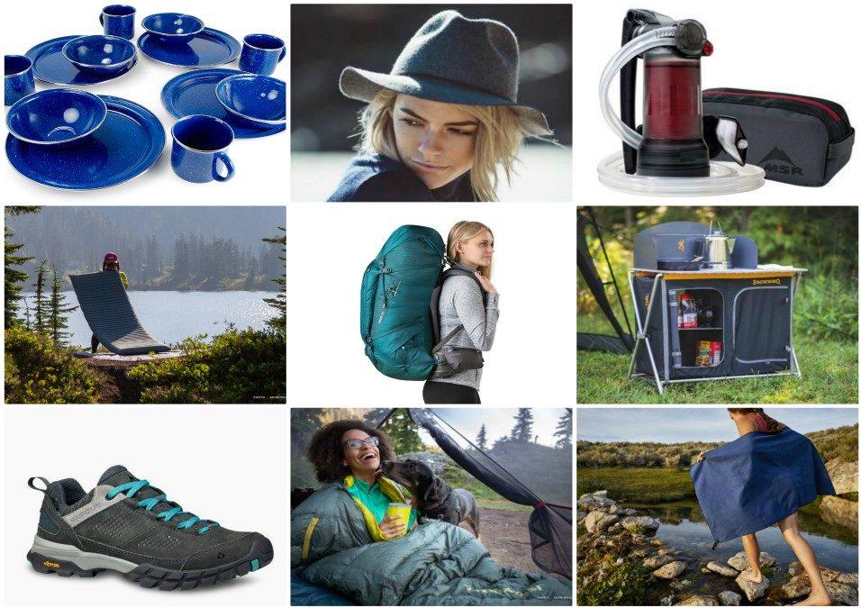 camping supplies & outdoorsy gear, best new gear for summer, summertime camping gear