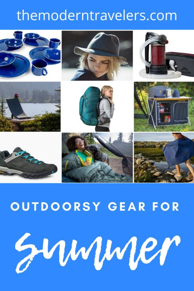 camping supplies & outdoorsy gear, best gear for summer camping, top summertime outdoorsy gear, summer camping,