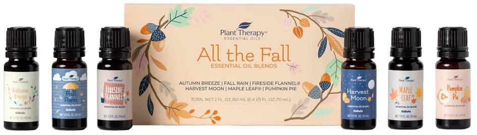 Must Have Stuff For Fall, Essential Oil Set For Fall, Autumn Essential Oils, Things you need for fall