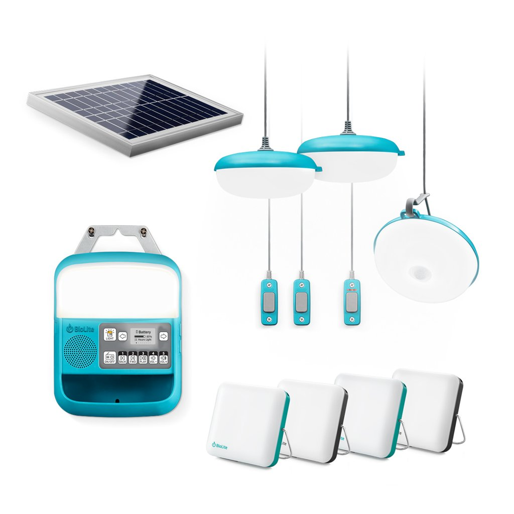 Camping Gear that Doubles as Emergency Preparedness, Solar Power for Emergency