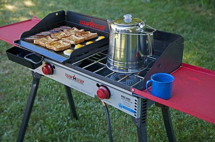 Camp Chef Pro 60X Review: Ultimate Foodie Camp Stove, Best Camp Stove for Foodies, Best Backyard Camp Stove, Most Versatile Camp Stove, Emergency Camp Stove