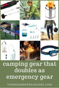 Camping Gear that Doubles as Emergency Preparedness, best camp stove, best camp stove for emergency preparedness, how to cook when there is power outage
