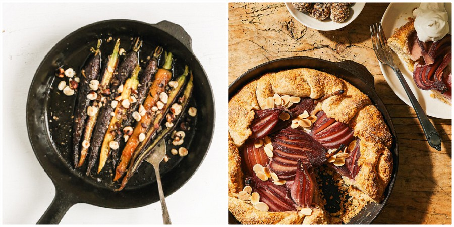 best skillet for the holidays, christmas gift guide for travelers and campers