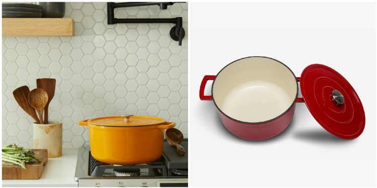 Cast Iron for Christmas, affordable cast iron dutch oven