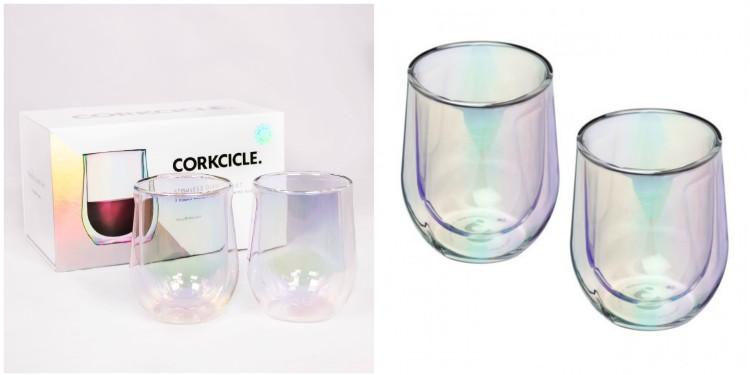 wine glasses for christmas, christmas gift guide 2020, holiday gifts for campers and travelers, best gifts for Christmas 2020, Holiday Gift Guide