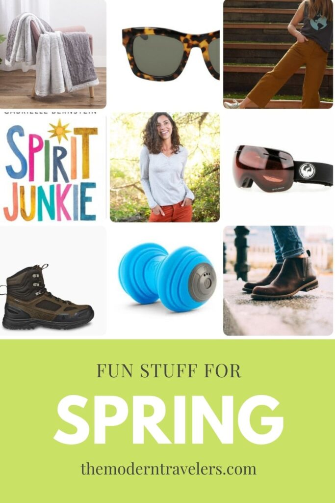 spring must have goodies